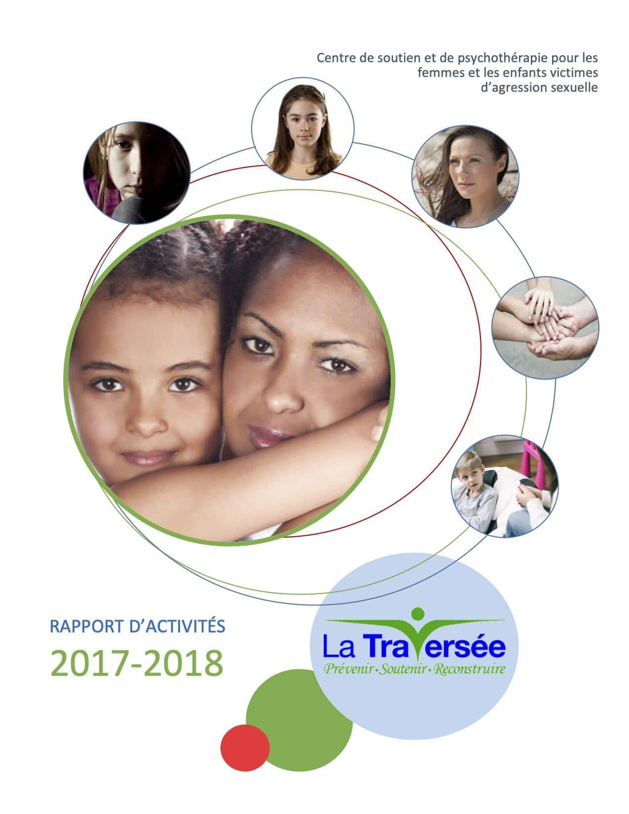 La Traversée - Rapport d'activités 2017-2018
