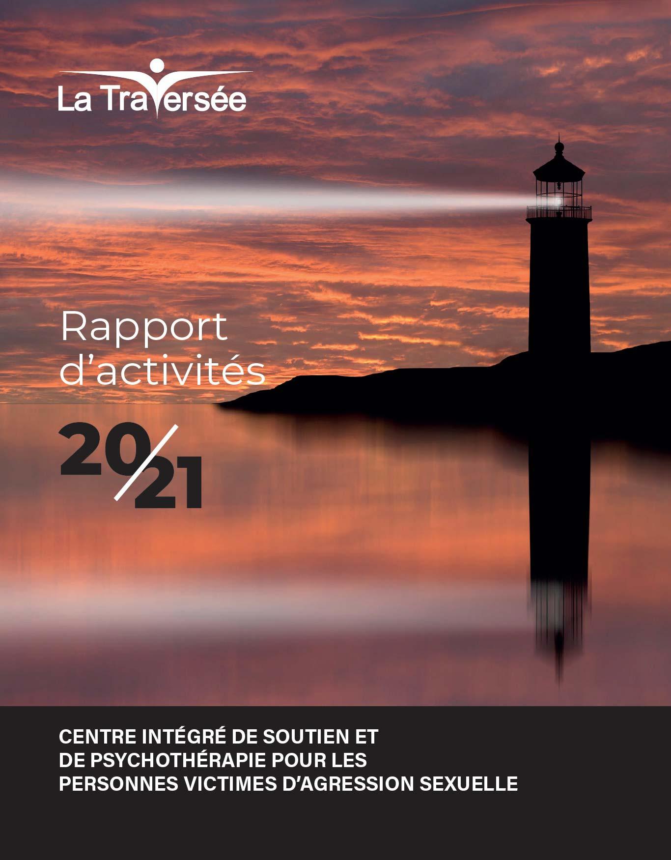 Rapport Annul La Traversée 2021
